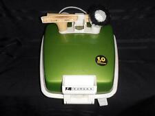 Vintage 1970's Eureka Portable Vacuum Model 616 D Lime Green w/Attachments!