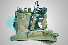 Militaria U.S. Army Portable RADIO RT-841 / PRC-77 + set antennas + Microphones