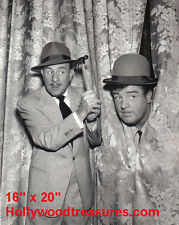 "Abbott & Costello~Personality Poster~Photo~Poster~ 16"" x  20"""