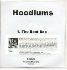 (85K) Hoodlums, The Beat Bop - DJ CD