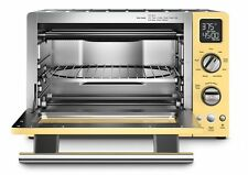 KitchenAid KCO275MY Convection 1800-watt Digital Countertop Oven, 12'' , Yellow