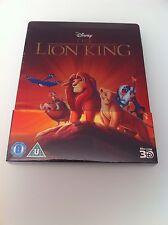 IL RE LEONE 3D (Blu-Ray 3D + Blu-Ray) - STEELBOOK (LEGGERE DESCRIZIONE)