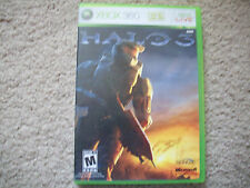 XBOX 360 Halo 3 rated Mature 17+