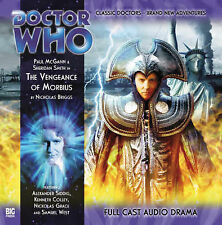 Vengeance of Morbius by Big Finish (CD-Audio, 2008) Big Finish Doctor Who
