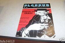 PLGPPUR N° 14 rumeurs sur TARDI couverture A.P.J.A.B.D. - 1983