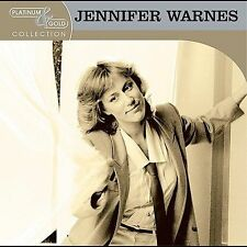 Platinum & Gold Collection by Jennifer Warnes CD 2004 BMG best of hits LIKE NEW