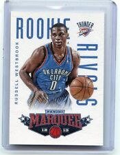 """2012-13 MARQUEE #19 RUSSELL WESTBROOK & DERRICK ROSE """"ROOKIE RIVALS"""", 101216"""