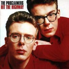 THE PROCLAIMERS - Hit The Highway (CD 1994) USA Import MINT