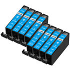 8 Compatible CLI-526C Cyan Ink Cartridges for Canon Pixma Printers