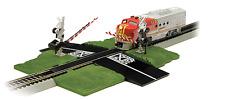 Bachmann HO Crossong Gate E Z Track Set NIB 44579