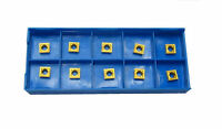 RDGTOOLS 10PC SCMT 06 CARBIDE TIPS / INSERTS / TURNING TOOLS