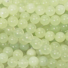 NEW JADE SERPENTINE 12MM ROUND GEMSTONE BEADS A+