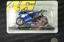 Yamaha YZR-M1 #46 Rossi World Championship 2005 Motorcycle Racing Model 1/18
