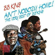 B.B. King - Ain't Nobody Home / The Very Best of   MCA RECORDS CD 1989