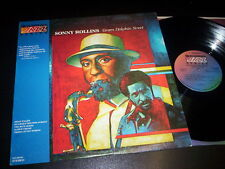 "Sonny Rollins ‎ ""Green Dolphin Street"" LP QUINTESSENCE USA 1978"
