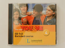 2 CD 4 The new you & me 1 + 2 Enriched course Langenscheidt Englisch