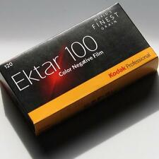 120 Film - Kodak Ektar 100 Color (5-Roll Pro Pack - Fresh Dated!)