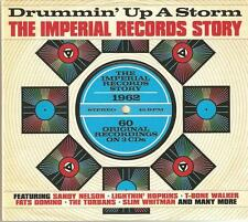 DRUMMIN' UP A STORM THE IMPERIAL RECORDS STORY 1962 - 3 CD BOX SET