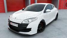 FRONT SPLITTER (GLOSS BLACK)- RENAULT MEGANE 3 RS 2010-2015