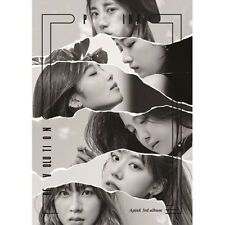 APINK 3RD ALBUM [ PINK REVOLUTION ] 3 BOOKLET+PHOTO CARD