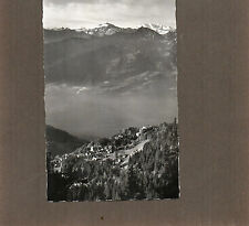 Switzerland  Beatenberg Thunersee   real photo 1950's unposted  A114