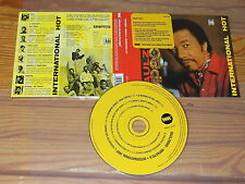 RAUL DE SOUZA (RAULZINHO) - INTERNATIONAL HOT / DIGIPACK-CD 2002