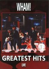 Wham - Greatest Hits Live BRAND NEW AND SEALED UK REGION 2 DVD