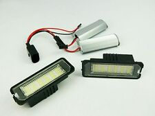 LED NUMBER PLATE LICENSE PANEL MODULE LAMP fit VW Golf 7 MK7 VII 2013 -