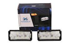 Premium LED Kennzeichenbeleuchtung Audi Q7 A4 S4 B6 B7 8E A6 S6 4F C6 A3 8P 804