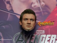 Hot Toys 1/6 MMS289 – Avengers: Age of Ultron Hawkeye Head sculpt