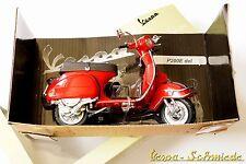 """VESPA originale PIAGGIO Modello """"P200E"""" - Rot - 1:12 - PX 200 alt Lusso"""