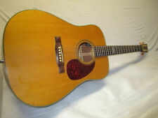 80's ALVAREZ ELECTRO ACOUSTIC -- FISHMAN PICKUP -- TOP SOUND !