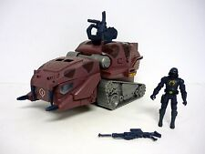 GI JOE COBRA HISS IV Action Figure Vehicle COMPLETE w/NEO VIPER 2002