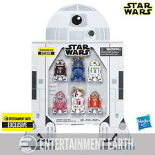 In Stock STAR WARS The Black Series ASTROMECH DROIDS 3 3/4-Inch ACTION FIGURES