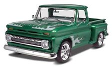 Revell  1/25 '65 Chevy  Stepside Pickup 2 'n 1 Plastic Model Kit  RMX7210