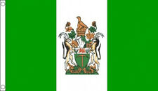 3' x 2' Rhodesia Flag Rhodesian Africa African Old Zimbabwe Banner