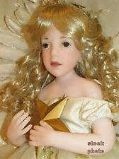 "Little Star Angel Master Piece Gallery 16"" Wax Doll Jane Bradbury Limited #'d Ed"
