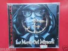 compact disc,cds,rap,beat,la morte dei miracoli,frankie hi-nrg mc,rare cd 1997,f
