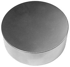 1 Neodymium Magnet 4 x 1.5 inch Disc N48 HUGE STRONG