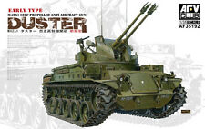 AFV Club Scale 1/35 M42A1 Duster - Early Type Plastic Model Kit AF35192