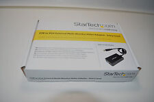 startech USB to VGA External Multi-Monitot Adapter-Entry Level