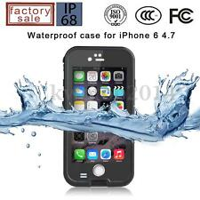 Redpepper Waterproof Shockproof Touch Bumper Case Cover For iPhone 6 6s 4.7''