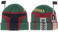 Star Wars Boba Fett Cuff Beanie Bioworld Winter Beanie Hat