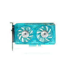 Vantec SP-FC70-BL Spectrum Fan Card with Dual 70mm Adjustable UV LED Fans NEW!!!