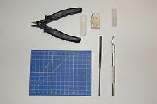 Tool set for Plastic model construction - MS09 - New/Ob