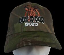 CAMOUFLAGE HUNTING HUNTERS CAP EAGLE DEER FATIGUE CHAPEAU CASQUETTE