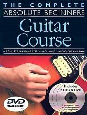 The Complete Absolute Beginners Pack : Complete Guitar Course by Amsco Music...