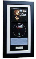 JOAN AS POLICEWOMAN Life CLASSIC CD TOP QUALITY FRAMED+EXPRESS GLOBAL SHIPPING +