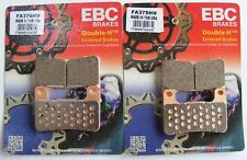 Suzuki DL1000 VStrom (2014 to 2015) EBC FRONT Sintered Brake Pads (FA379HH)