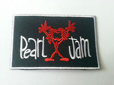 HEAVY METAL PUNK ROCK MUSIC SEW / IRON ON PATCH:- PAERL JAM (a) No. 0050